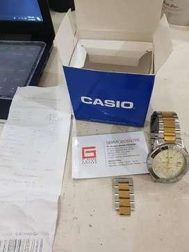 Jam Tangan Casio Analog MTP-V001