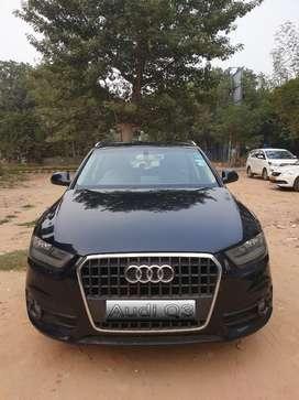 Audi Q3 2.0 TDI Quattro, 2013, Diesel