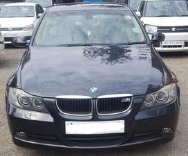 BMW 3 Series 320d, 2008, Petrol