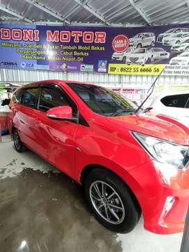 Toyota calya type G manual thn 2018 100jt bos q