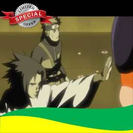 DVD Film Anime Naruto Terlengkap