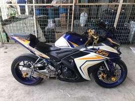 Dijual Yamaha R25 Tahun 2015 FullModif