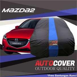 Selimuti mobil Mazda2 Sarung mobil Mazda2 Penutup mobil Mazda2