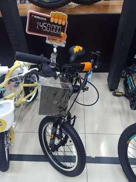 Kredit Sepeda Anak Polygon Champ 16 Promo Bunga 0% Tanpa Dp
