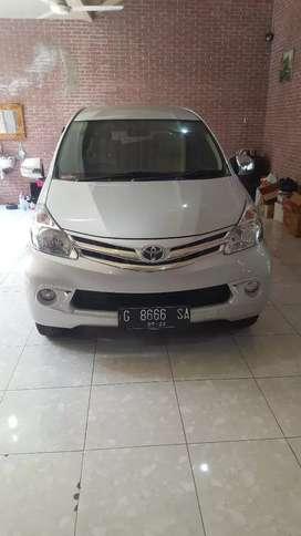 Toyota Avanza G m/t 2012 (km 9.300)