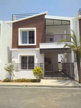 Duplex 3 BHK Luxury Gated community Villa for rental near OMR