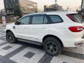 Ford Endeavour 2017 Diesel Well Maintained