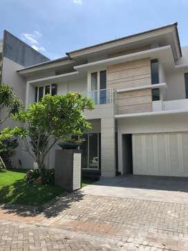 Rumah minimalis modern instagrammable di PURI SENTRA RAYA CITRALAND