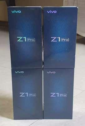 VIVO Z1 PRO NEW SEAL PACK 4GB/6GB