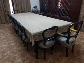 Antique Family Dinning Table for Sale in Karachi