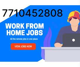Part time/ full time online job for limited seats..