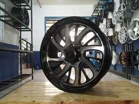 Velg HSR R20 pcd 6x139,7