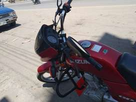 Suzuki well cundition self start location mianwali 110 suzuki