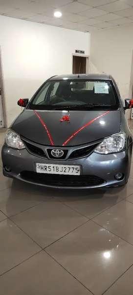 Toyota Etios Liva 2016