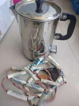 Misc items children game purses hot pot elect kettle & water bottle