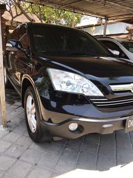 All new crv 2.4 AT'08 pmk hitam asli bali tangan 1 audio