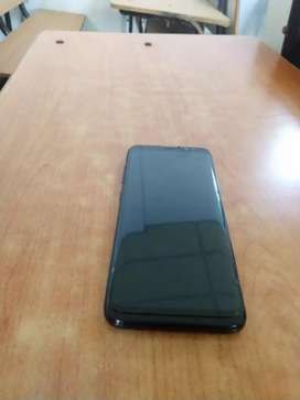 Samsung galaxy s8 with all accessories