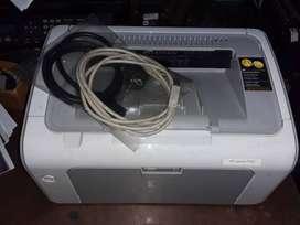 Printer Laser Jet HP LaserJet P1102