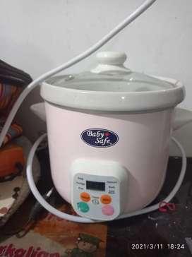 Slow Cooker LB06 Baby Safe 1.5L