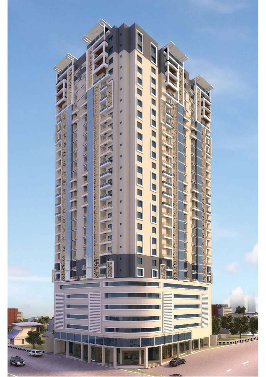 Invest in Bahria Town Karachi 825 Sq Ft 2 Bed Apartment 0