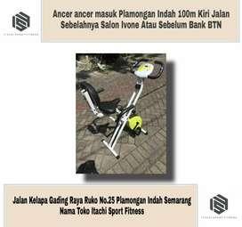 Magnetik Bike X Lipat Sepeda Statis ( Bisa Bayar Di Tempat )