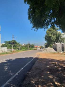 50.80 east commercial site sale dattagalli near kuvempu nagara
