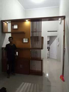 Penyekat ruangan untuk rmh ada design interior modern