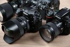 dslr camera for rent