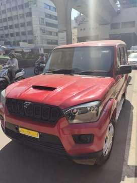 Mahindra Scorpio 2018 Diesel 80000 Km Driven