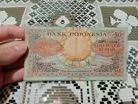 Uang kuno thn 1959