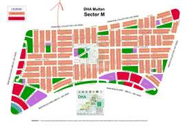 DHA Multan Residential Plot 1K for Sale