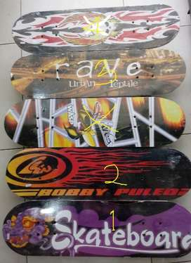 Skateboard Maple Dewasa 71cm