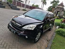 Honda CRV 2.4 matic 2008, CR-V at 2009
