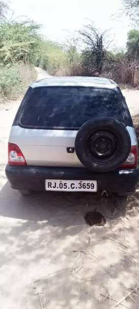Maruti Suzuki 800 2005 Petrol Well Maintained
