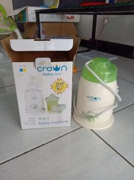 Pemanas ASI 4in1 merk Crown