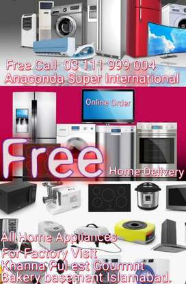 Jahez Package & All Electronics Home Appliances Factory