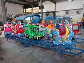 OKT pabrik odong odong kereta panggung ikan nemo fiberglass
