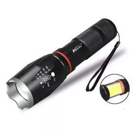 TaffLED Paket Senter LED Torch Cree XM-L