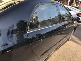 Get Toyota Corolla SE Saloon automatic 2005 on Easy Installment