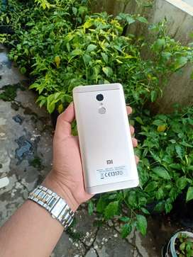 Redmi Note 4X Ram 4/64 mantep normal no minus