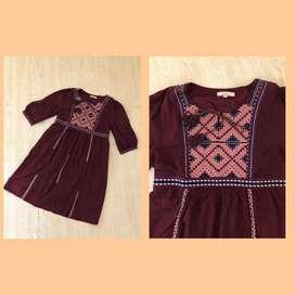 Casual dress,  lucu dan cantik