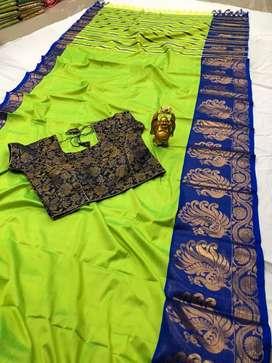 New saree lehnga dress