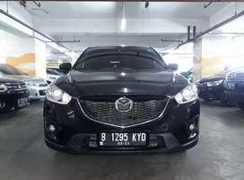 Mazda CX5 GT 2.5 2013 AT Hitam Tdp 25jt