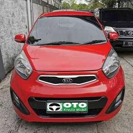 [DP15JT] Kia Picanto SE A/T 2012 Kredit murah
