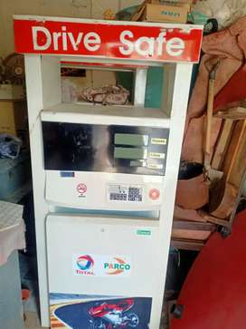 2  New petrol pump Machines