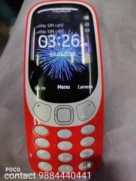 Nokia  3310 light use only