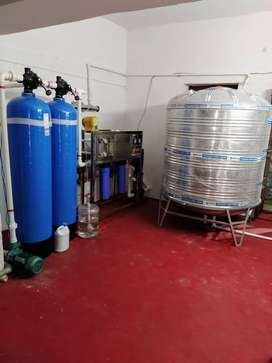 Water plant supplier depression