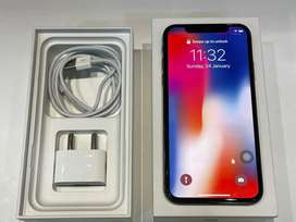 Iphone X Next to new condition
