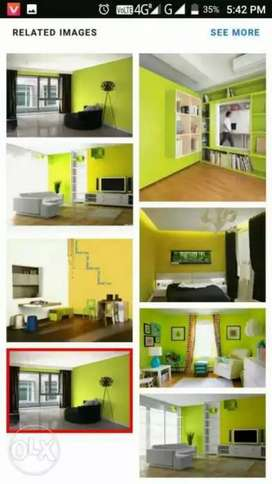Well Furnished PG For Girls in Zirakpur City.