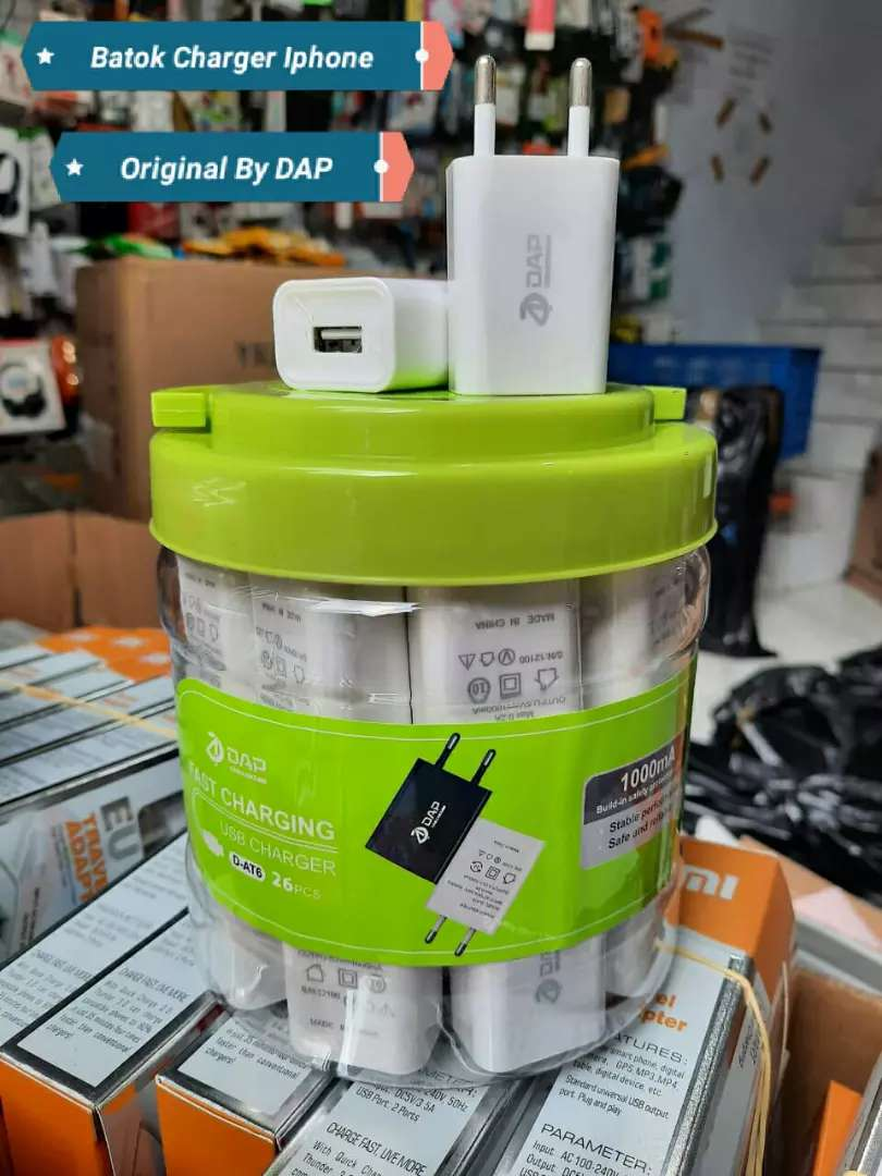 Batok charger Iphone DAP original 0